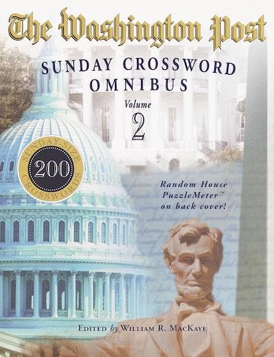 Wp Sunday Xword Omnibus, V. 2