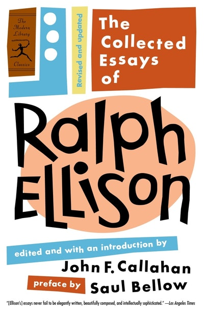 Mod Lib Collected Essays Of Ellison