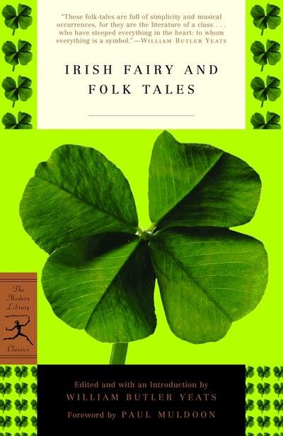 Mod Lib Irish Fairy And Folk Tales
