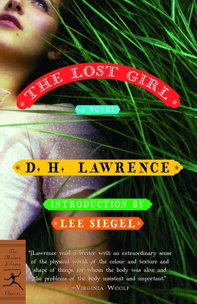 Mod Lib The Lost Girl
