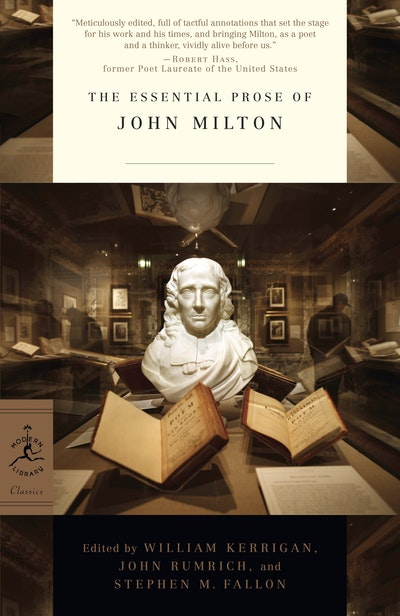 The Essential Prose Of John Milton