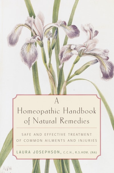 Homeopathic Hdbk/Nat Remedies