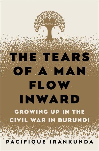 The Tears of a Man Flow Inward