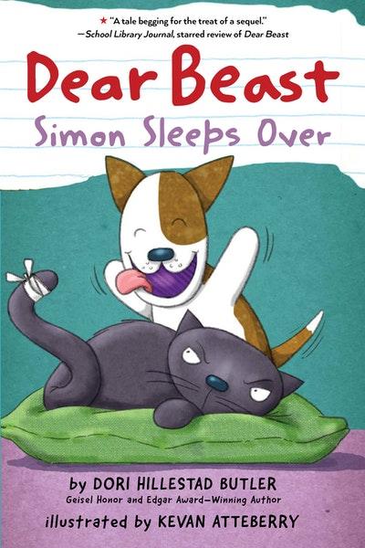 Dear Beast: Simon Sleeps Over