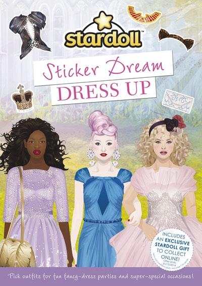Stardoll: Sticker Dream Dress Up
