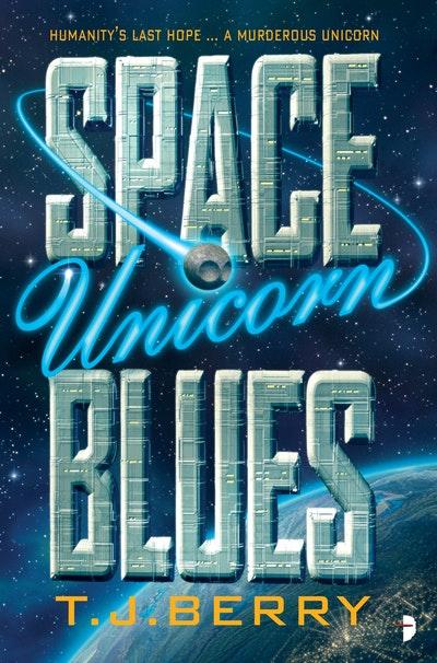 Space Unicorn Blues