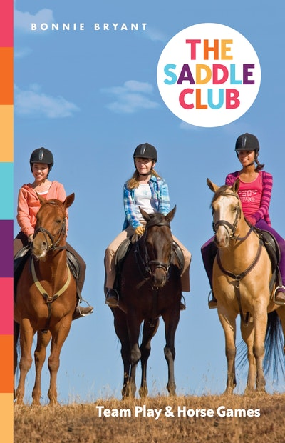 Saddle Club Bindup 8: Team Play/Horse Games