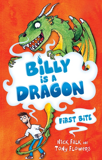 Billy is a Dragon 1: First Bite