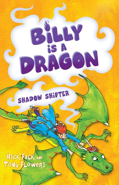 Billy is a Dragon 3: Shadow Shifter