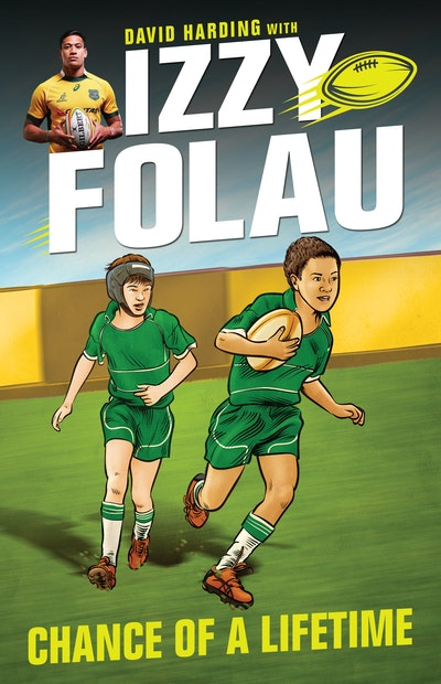 Izzy Folau  1: Chance of a Lifetime