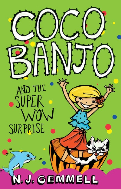 Coco Banjo and the Super Wow Surprise
