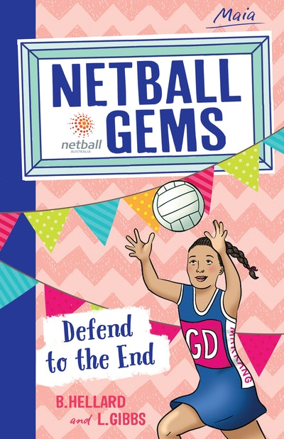 Netball Gems 4: Defend to the End