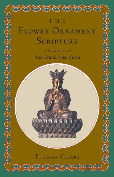 Flower Ornament Scripture (3 Volumes)
