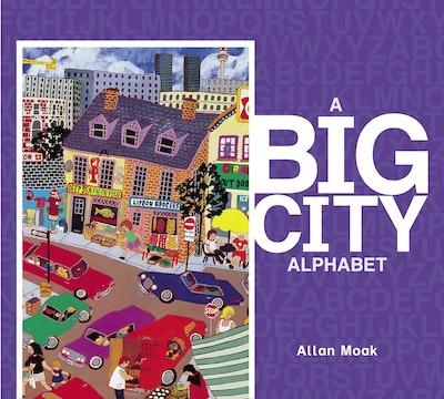 A Big City Alphabet
