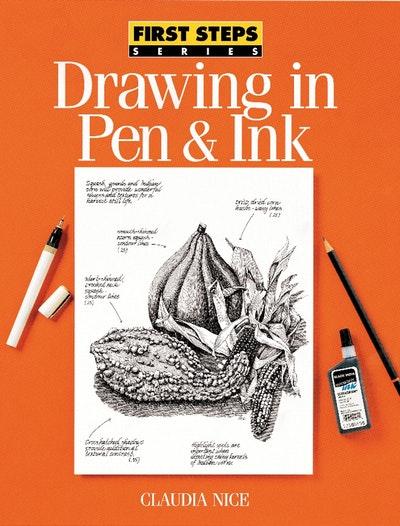 Drawing in Pen & Ink