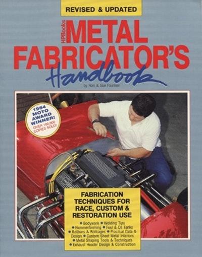 Metal Fabricator's Handbook HP709