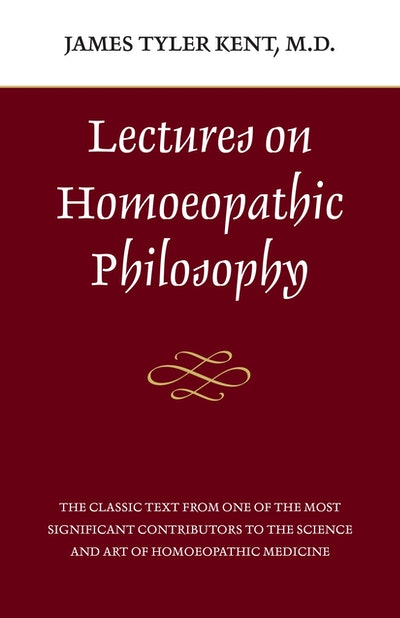 Lectures On Homeopathic Phil.