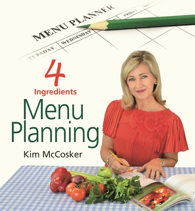 4 Ingredients: Menu Planning