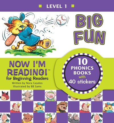 Now I'm Reading! Level 1 Big Fun