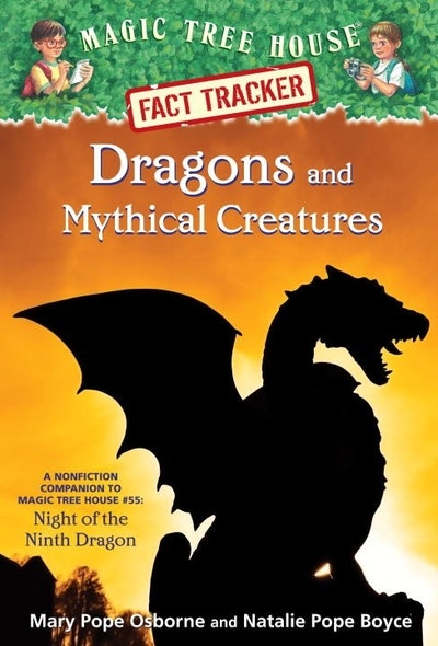 Magic Tree House Fact Tracker #35 Dragons And Mythical Creatures