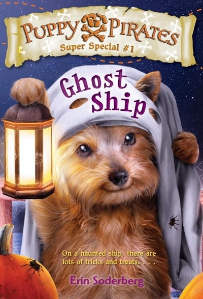 Puppy Pirates Super Special #1 Ghost Ship
