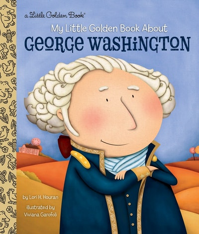 LGB My Little Golden Book About George Washington