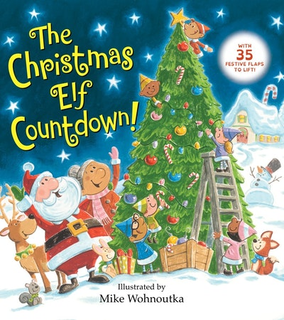 The Christmas Elf Countdown!