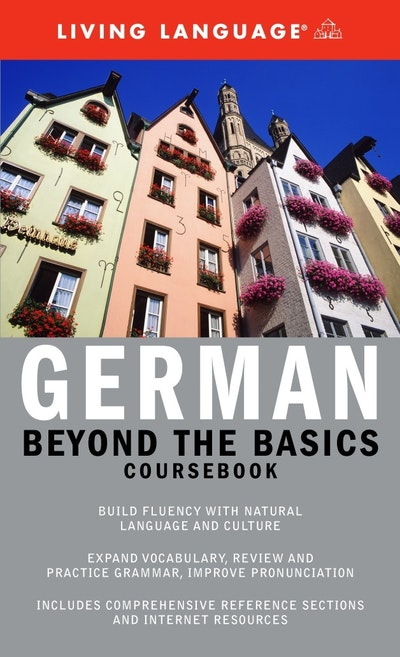 Liv Lang Beyond Basics German (Bk)