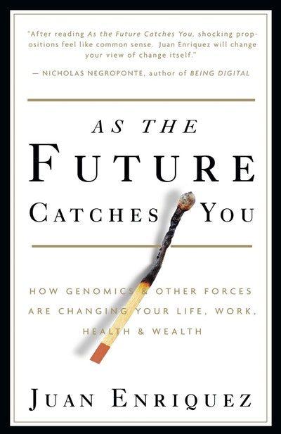 As The Future Catches You