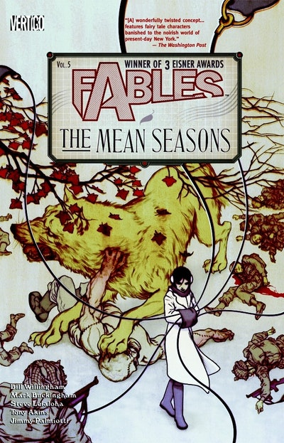 Fables The Deluxe Edition Book Eleven
