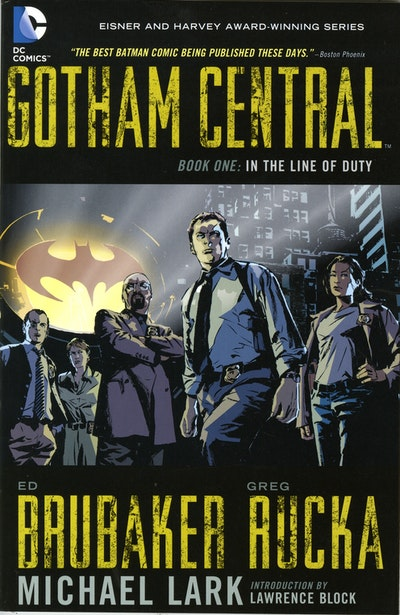 Gotham Central Book 1