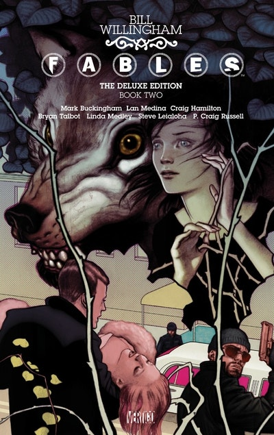 Fables The Deluxe Edition Book Two