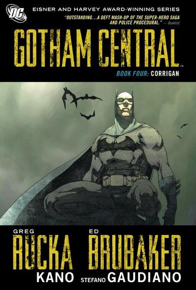 Gotham Central Book 4
