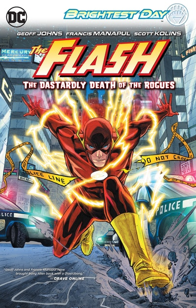 The Flash Vol. 1 The Dastardly Death Of The Rogues