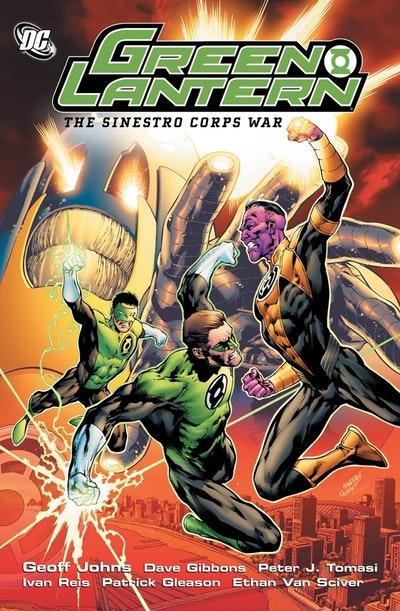 Green Lantern The Sinestro Corps War