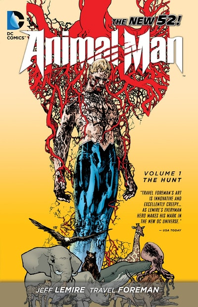 Animal Man Vol. 1