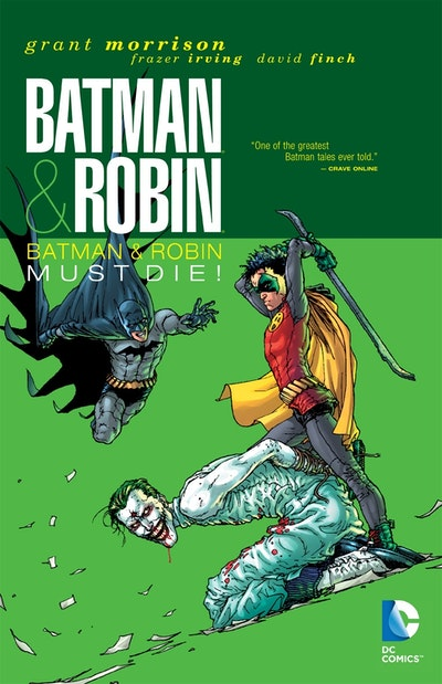 Batman and Robin Volume 3