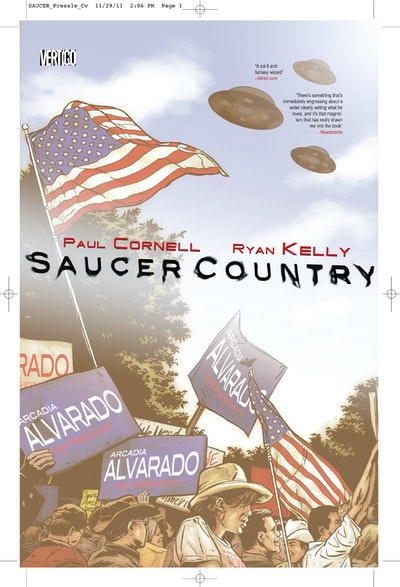 Saucer Country Vol. 1 Run