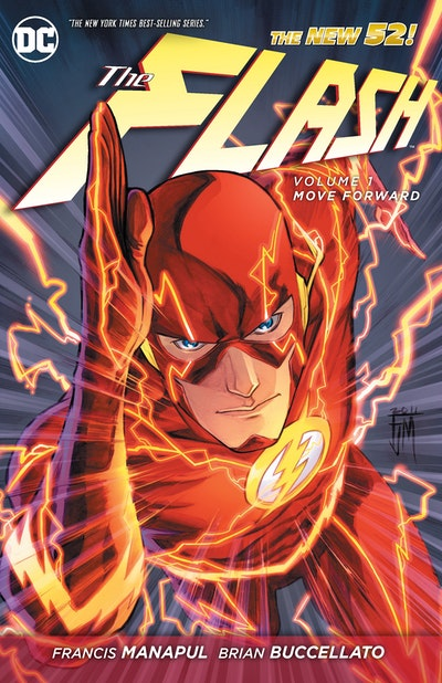 The Flash Vol. 1 Move Forward (The New 52)