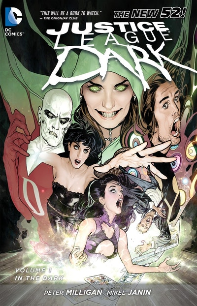 Justice League Dark Vol. 1