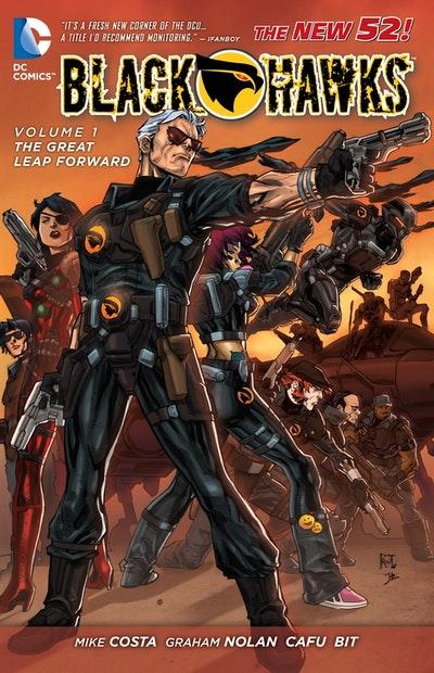 Blackhawks Vol. 1