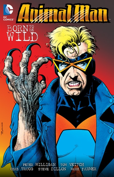 Animal Man Vol. 4