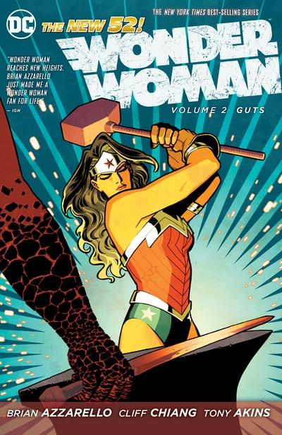 Wonder Woman Vol. 2