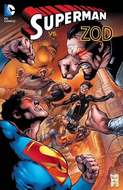Superman Vs. Zod