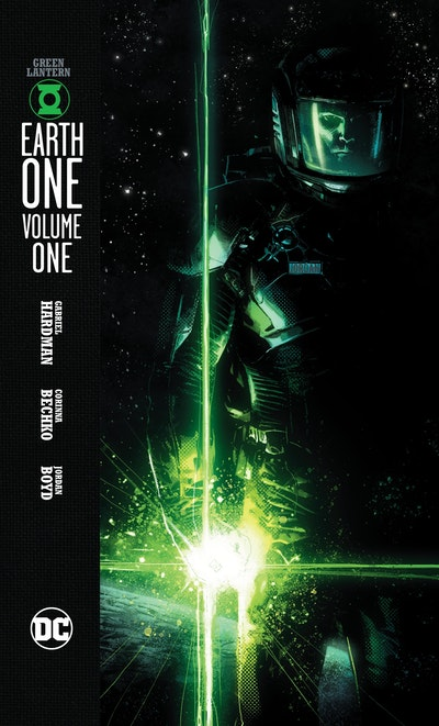 Green Lantern Earth One Vol. 1