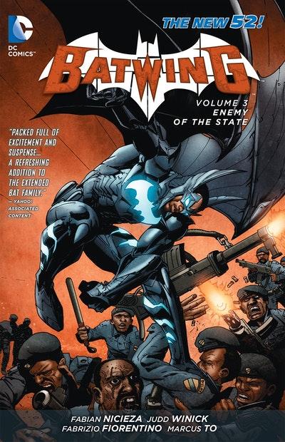 Batwing Vol. 3