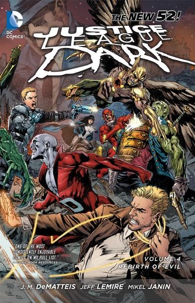Justice League Dark Vol. 4