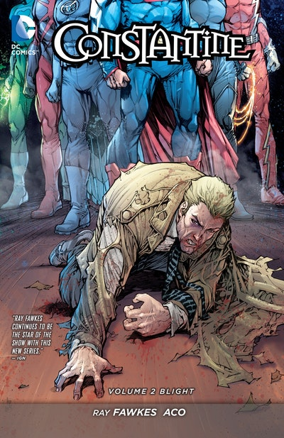 Constantine Vol. 2 (The New 52)
