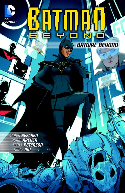 Batman Beyond Batgirl Beyond