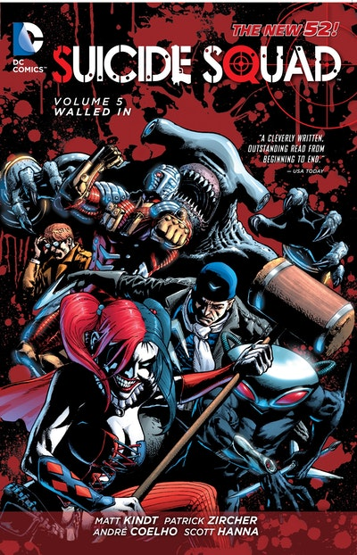 Suicide Squad Vol. 5 (The New 52)